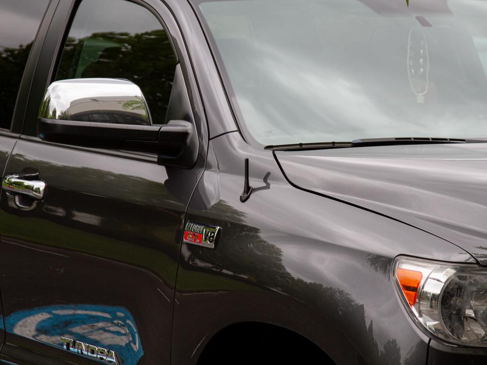 The Original Stubby Antenna installed on a 2011 Toyota Tundra
