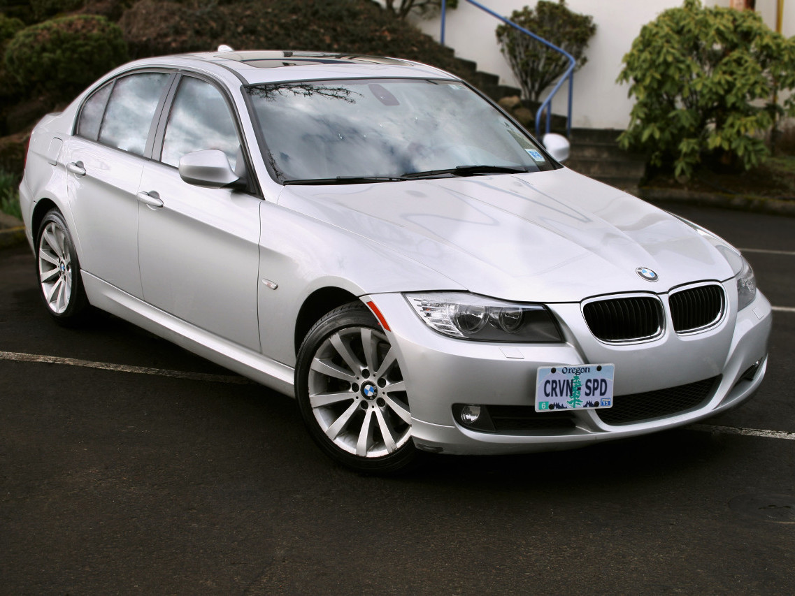 Platypus installed on E90 BMW