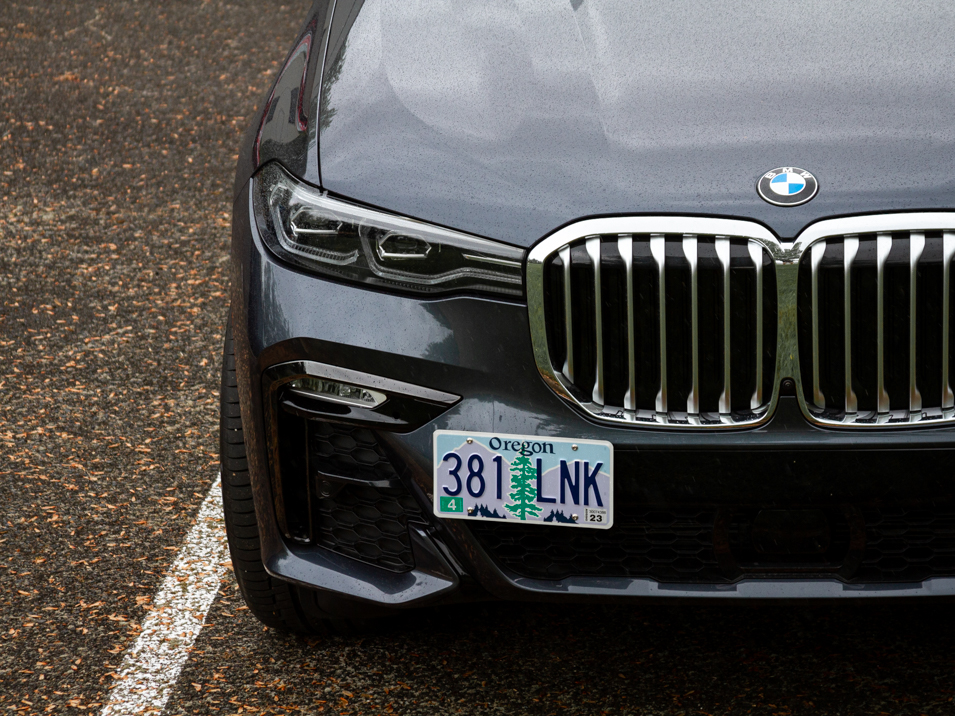 | 2014-2018 No Drilling Made in USA Made of Stainless Steel /& Aluminum Installs in Seconds CravenSpeed The Platypus License Plate Mount for BMW 3 Series GT F34