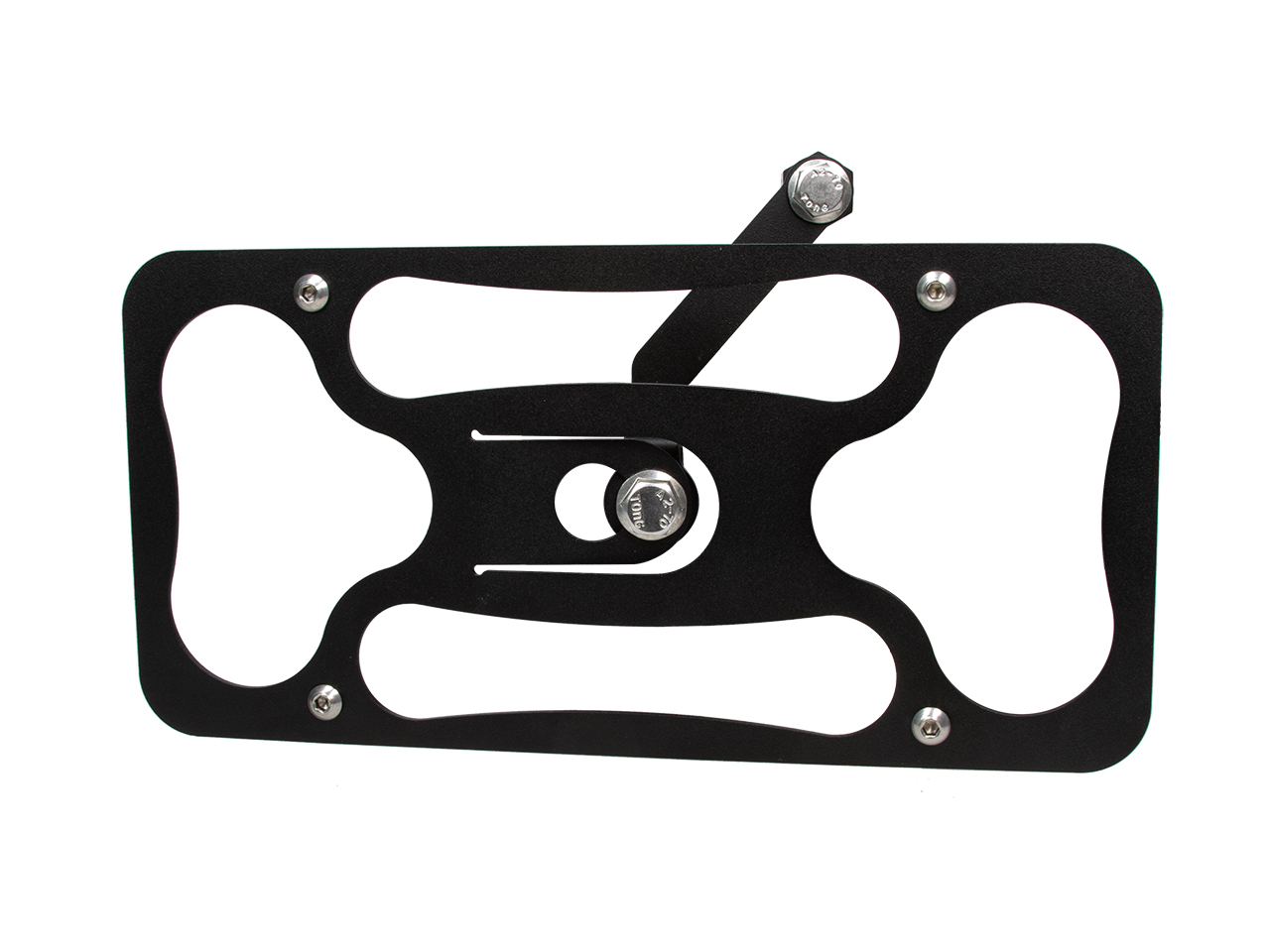 No Drilling 2017-2020 Made in USA Platypus License Plate Mount for Mazda CX-5 Made of Stainless Steel /& Aluminum Installs in Seconds