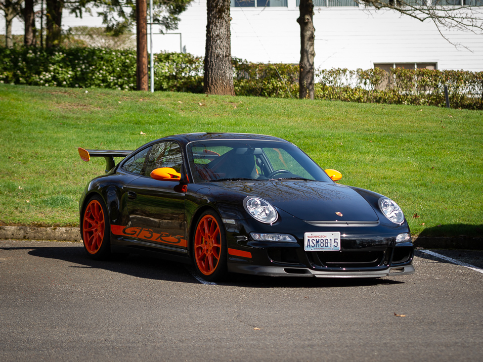 Image for The Platypus License Plate Mount for 2005-2012 Porsche 911 GT3