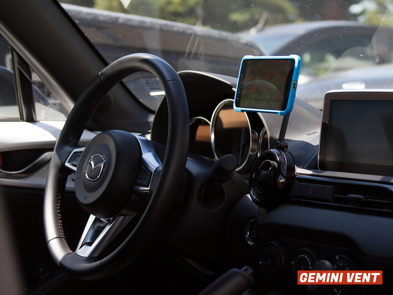 Gemini Device Mount for Fiat 124 (2017-2019) Vent