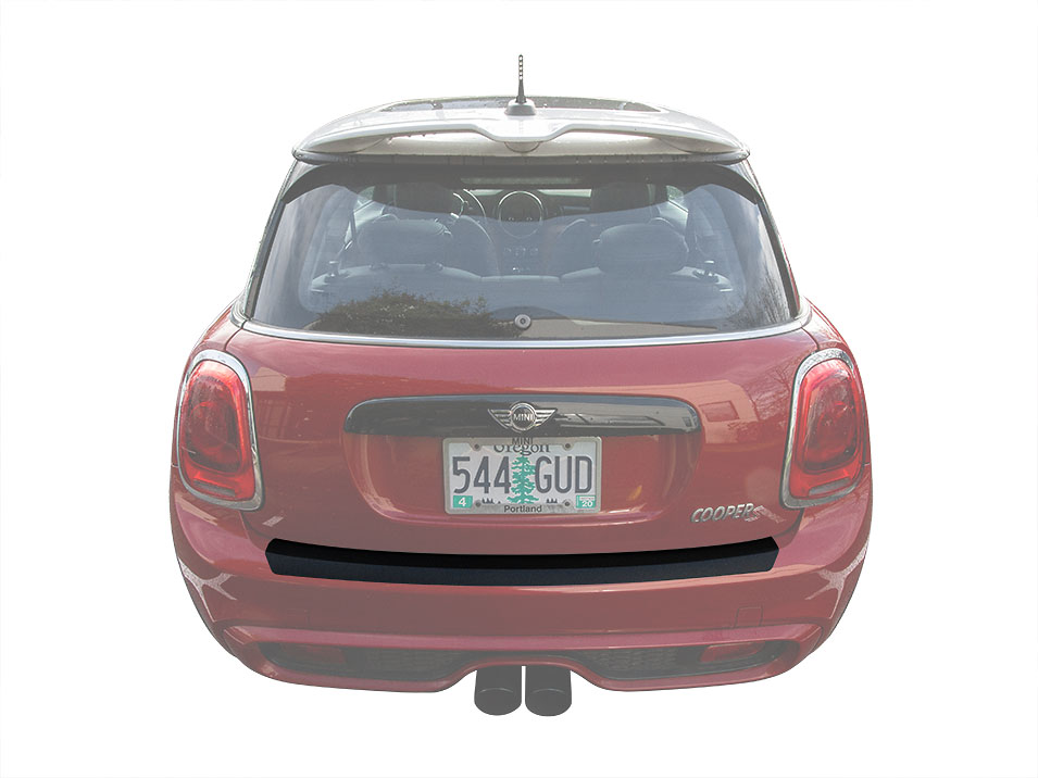 Rear Bumper Protector For Mini Cooper F56 2014 2019