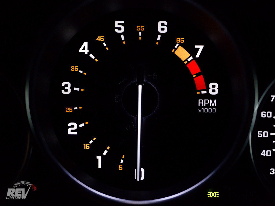 RevLimiter JNC Gauges for 2016-2018 ND Miata RF