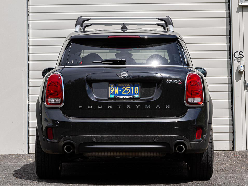 Union Jack Taillight Overlays for MINI Countryman F60 2017 2019