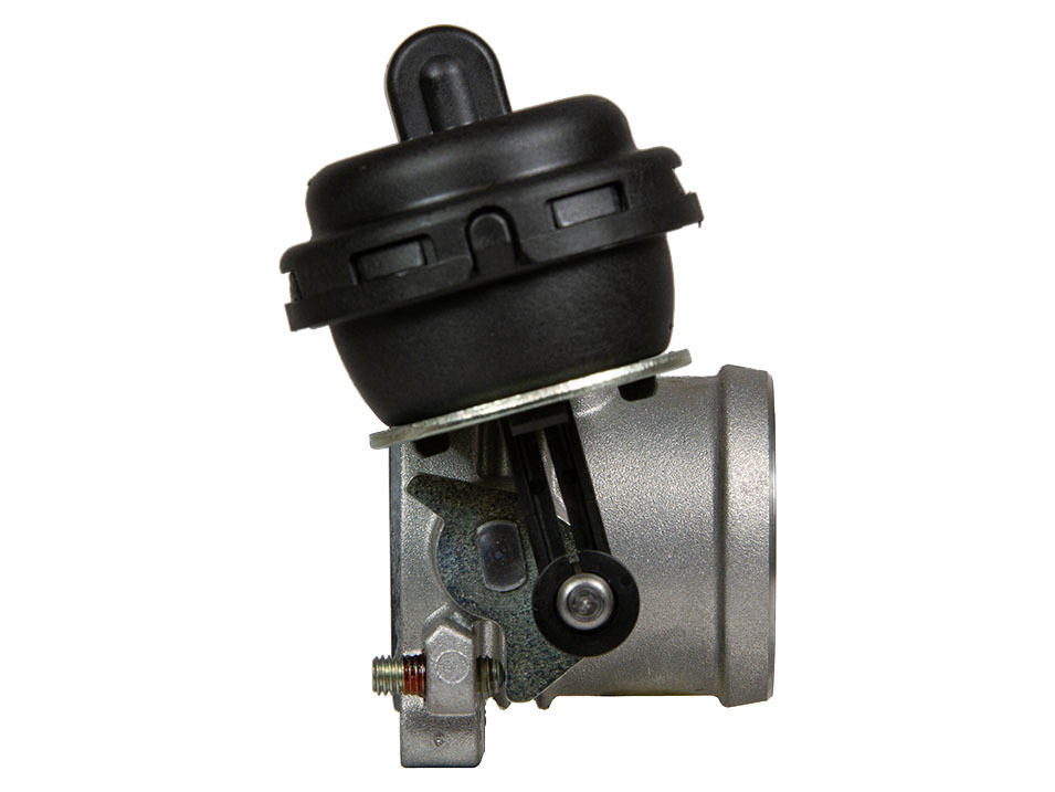 The Detroit Tuned modified supercharger bypass valve for the R53 MINI Cooper S.