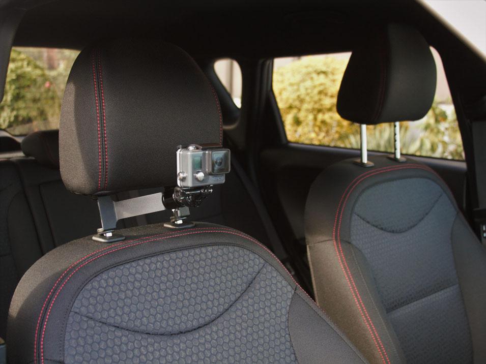 The Passenger Camera Mount