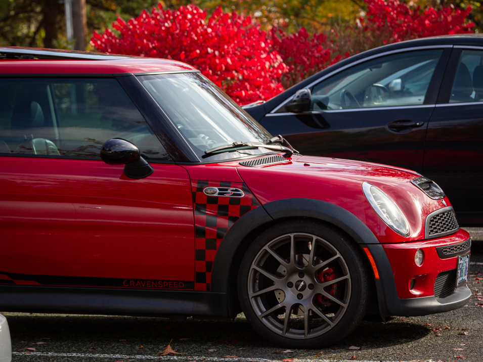 mini cooper r53 side scuttle checker 2