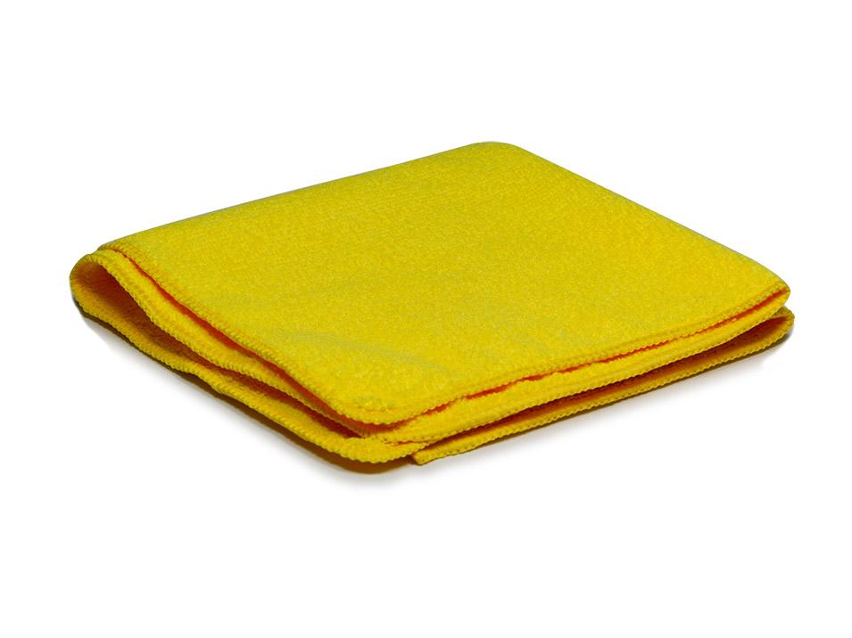 Microfiber towel.