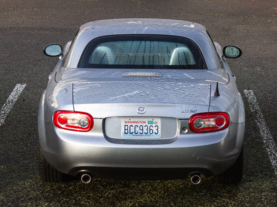 1998-2005 AntennaMastsRus Conversion Kit is compatible with Mazda ...