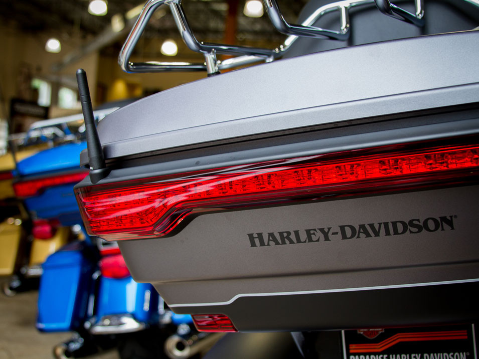 The Stubby Antenna for Harley Davidson Motorcycles