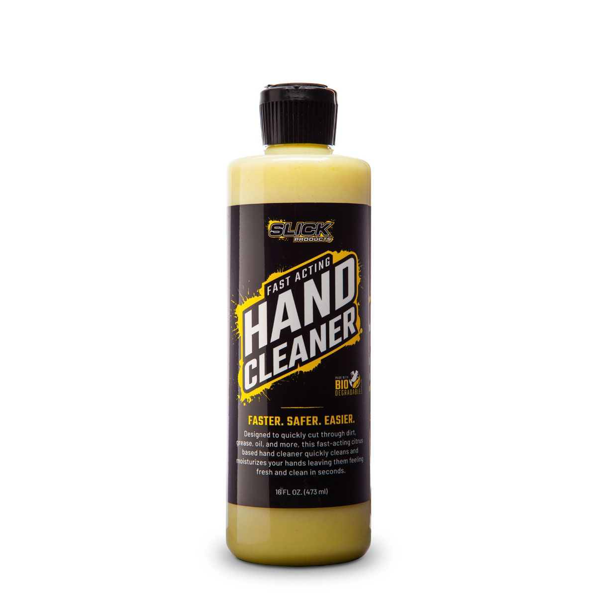 The Slick Products Hand Cleaner