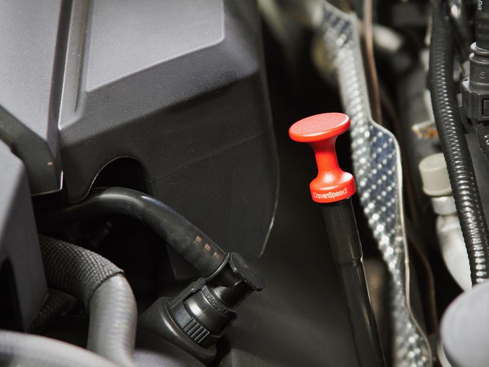 The Dipstick Handle for Land Rover LR3 V8 (2005-2009)