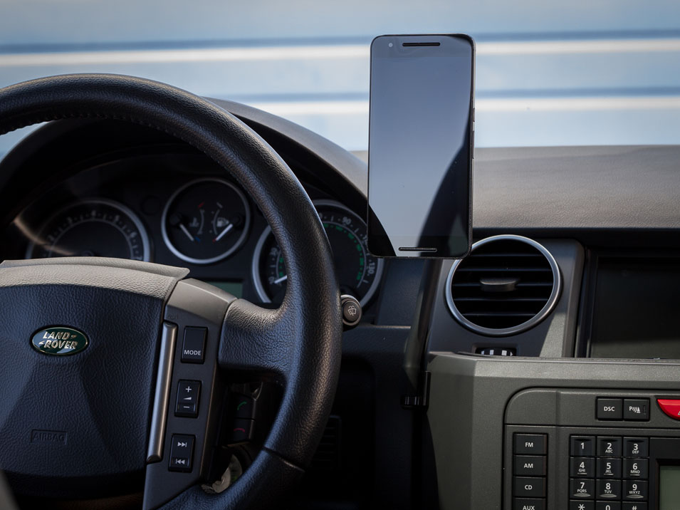 Bolted Phone Mount