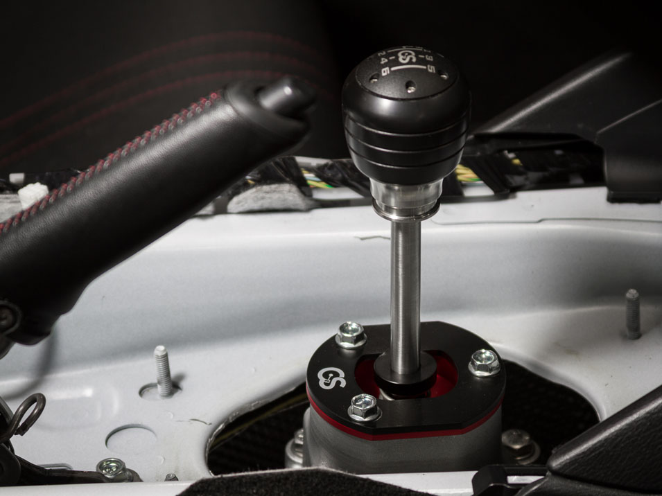 Short Throw Shifter for ND Miata