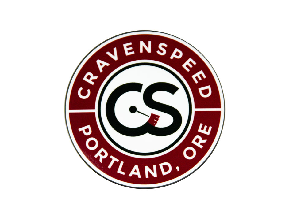CravenSpeed Grill Badge
