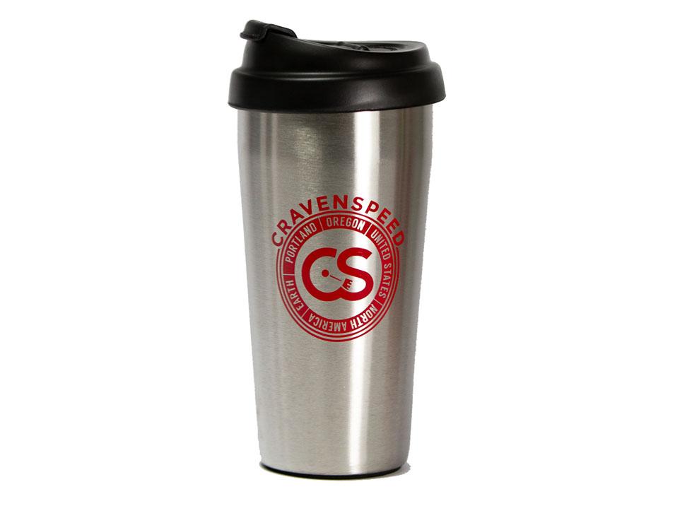 CravenSpeed Coffee Tumbler!