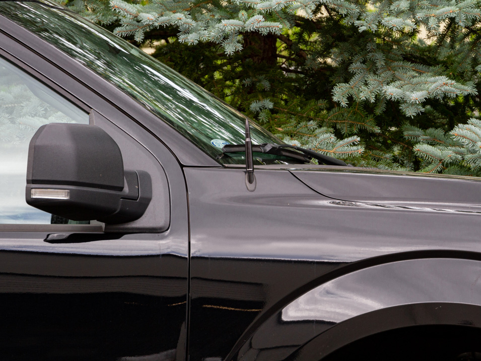 Bullet Style Stubby Antenna for 2009-2021 Ford F-150