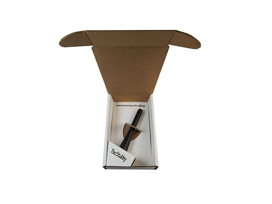 CS-AB084 The Original Stubby Antenna Replacement for 2012-2015 MINI Coupe in an open box