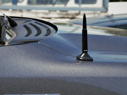The Stubby Antenna for Ford
