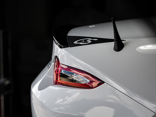 The Stubby Antenna for Mazda