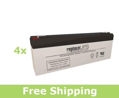 Clary Corporation 1500 VA - UPS Battery Set