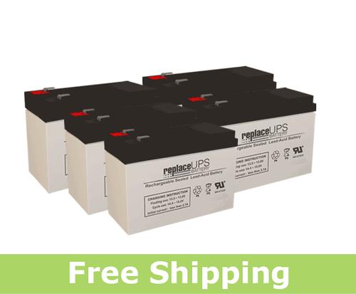 Para Systems Minuteman CP1K - UPS Battery Set