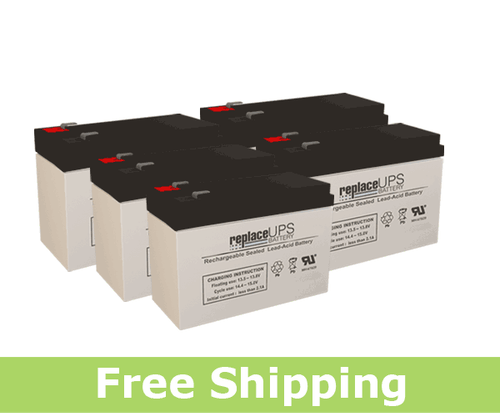 Para Systems Minuteman CP 1K/2 Plus - UPS Battery Set