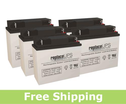 Para Systems Minuteman BP60V17 - UPS Battery Set