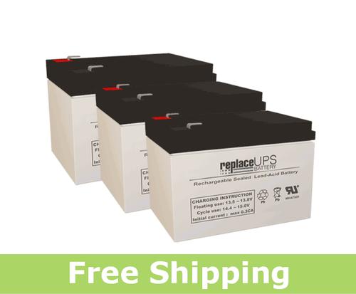 Fenton Technologies PowerPal L1400(X) - UPS Battery Set