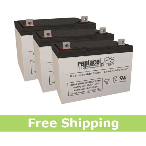 Alpha Technologies AS 3100-36 - UPS Battery Set
