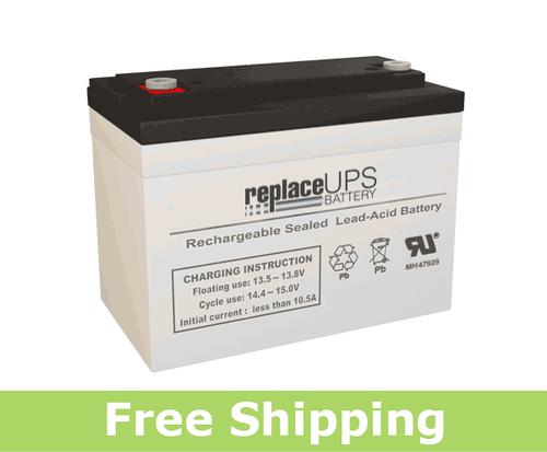 B&B Battery EP40-12-IT - SLA Battery