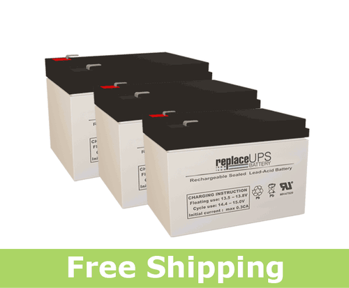 Terminator ES-03 - Scooter Battery Set