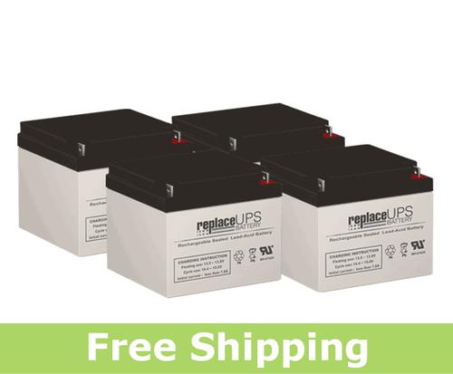 Eaton Powerware 2026C - UPS Battery Set