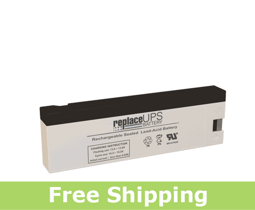 CooPower CP12-2.1SX - SLA Battery