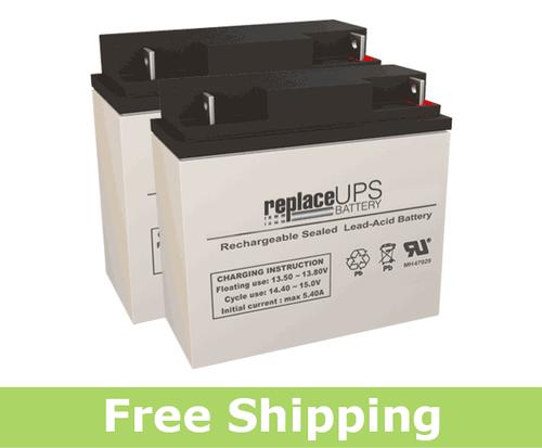 Solar Trunk Pac ES6000 Jump Starter - Jump Starter Battery Set
