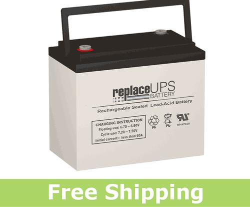 SigmasTek SP6-200 - SLA Battery
