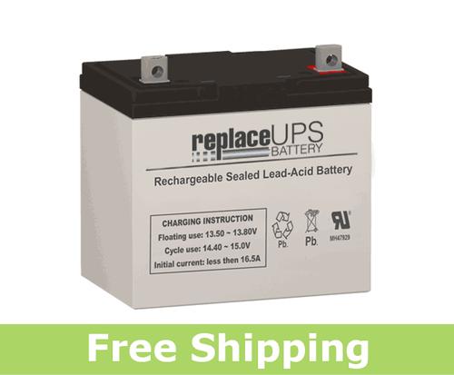 SigmasTek SP12-55R NB - SLA Battery