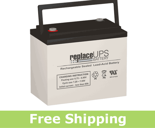 National Battery GC2 Replacement Battery