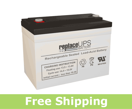 National Battery C35U1-IT - SLA Battery