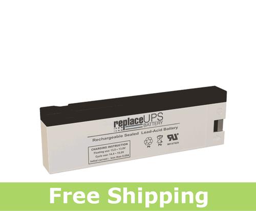 Panasonic LC-TA122PU - SLA Battery