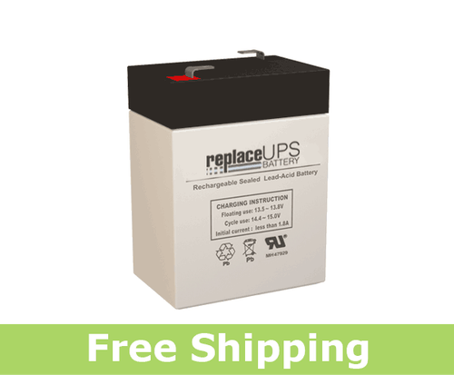 OUTDO OT5-6S Replacement Battery