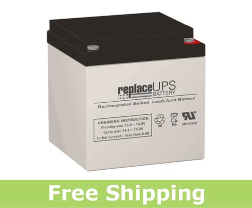 Notifier Notifier 5000 - Emergency Lighting Battery