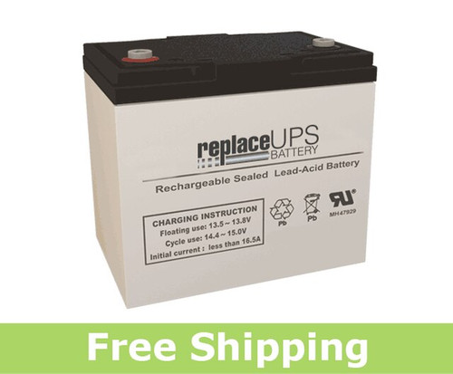 Simplex Alarm 20819296 Battery Replacement