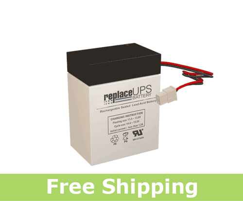 Exide 21-451012-00 - Emergency Lighting Battery