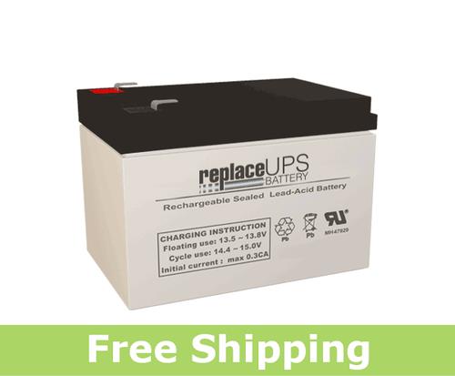 Prescolite ERB-1210 - Emergency Lighting Battery
