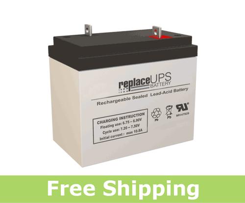 Atlite 24-1006-NB - Emergency Lighting Battery
