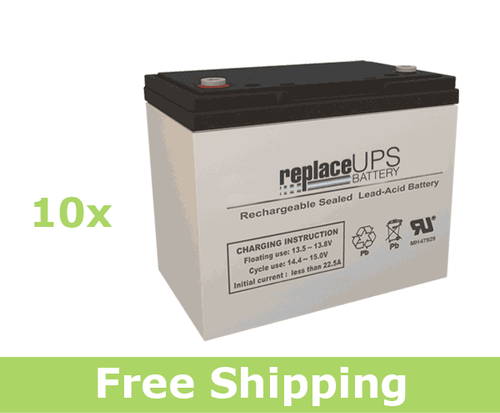 Best Technologies FERRUPS FC 10KVA - UPS Battery Set