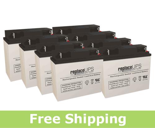 APC SMART-UPS SUA5000RMT5U Batteries (Set of 8)