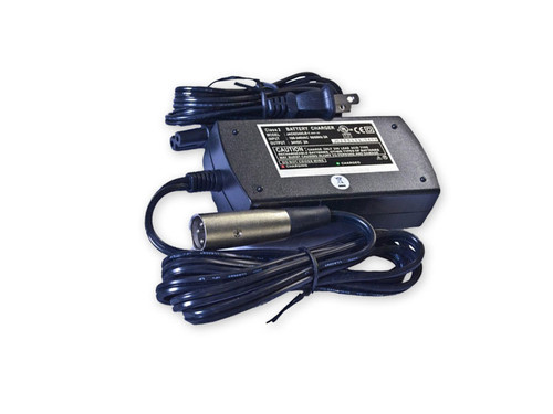 Battery Charger - 24V 2AH